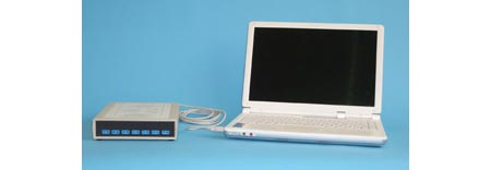 physitemp  Thermes  Temperature data acquisition system