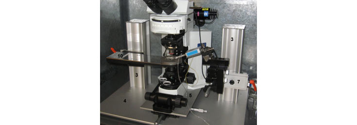 Patch Clamp Tower System  (Science Products)