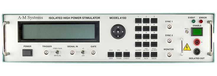 A-M Systems  Model 4100  Isolated High Power Stimulator