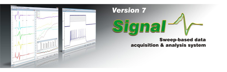 CED  Signal  Sweep based Data Acquisition and Analysis System