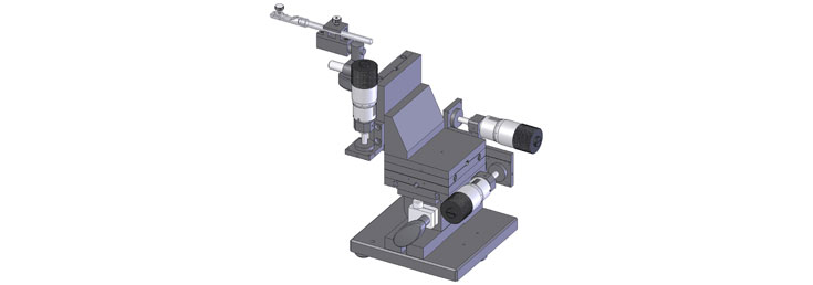 Märzhäuser HS-6 Manual Micromanipulator