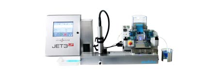 Minitube Automated Filling and Sealing System