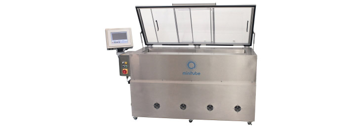 Minitube  TurboFreezer L for freezing bull semen in straws