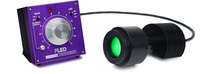 Sutter Instrument  Lambda FLED  Fluorescence Light Source