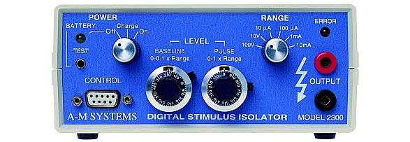 A-M Systems  Model 2300  Digital Stimulus Isolator