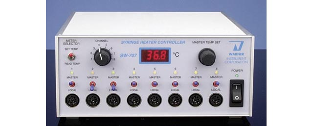 Warner SW-707 Syringe Warmer Power Controller