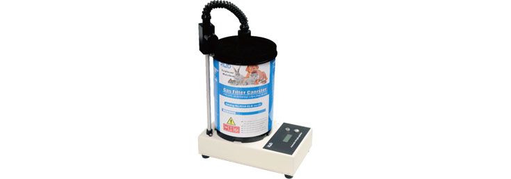 RWD  Automatic Weighing Mecharism for Gas Filter Canister  R548