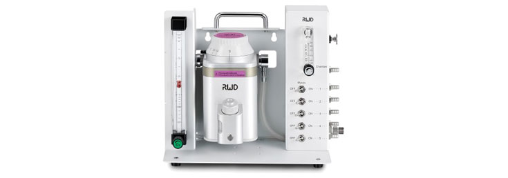 RWD  Multi-output Anesthesia Machine  R550
