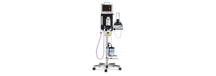 RWD  Pole Mount Anesthesia Machine  R620
